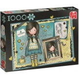 Jumbo Puzzel Gorjuss The Little Friend Premium Quality (1000)