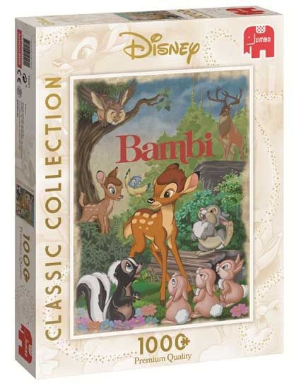 Jumbo Puzzel Disney Classic Collection Bambi (1000)