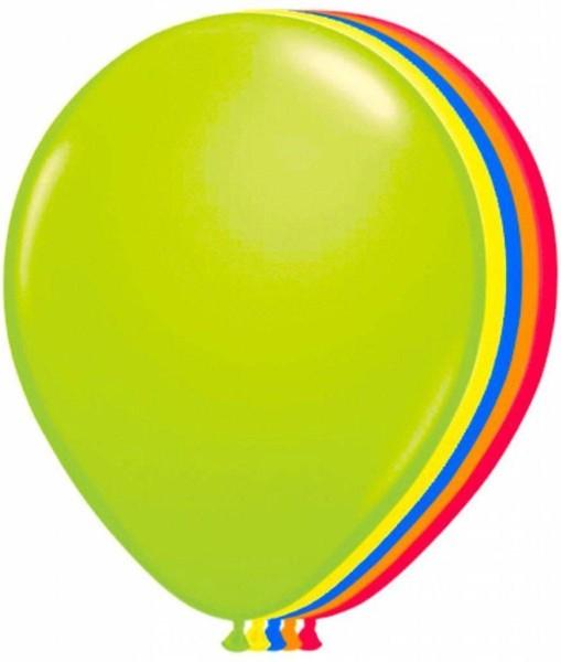 Ballonnen Neon 25cm Doorsnee