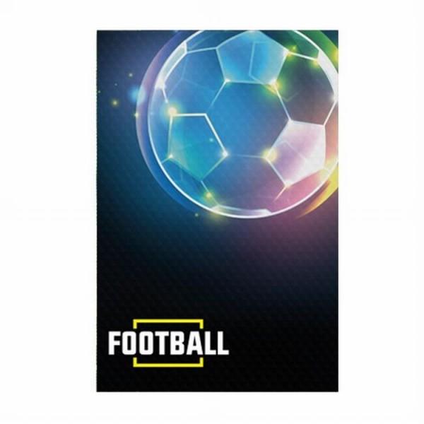 Schrift A4 Lijn Football