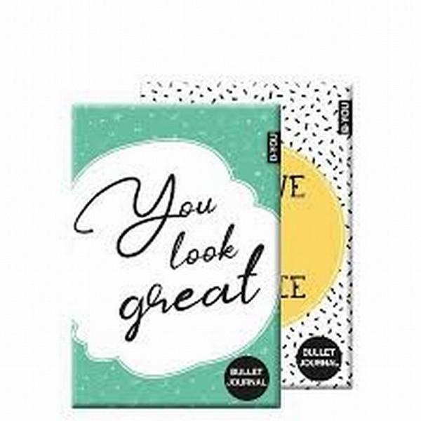 Notebook Dots A4 B-You