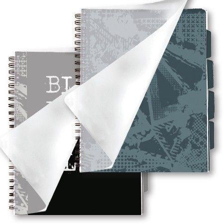 Projectboek A4 met Tabs Get Done