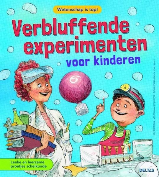 Boek Verbluffende Experimenten Voor Kinderen