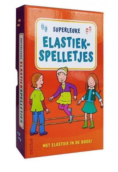 Deltas spellen Superleuke elastiekspellen 17 cm