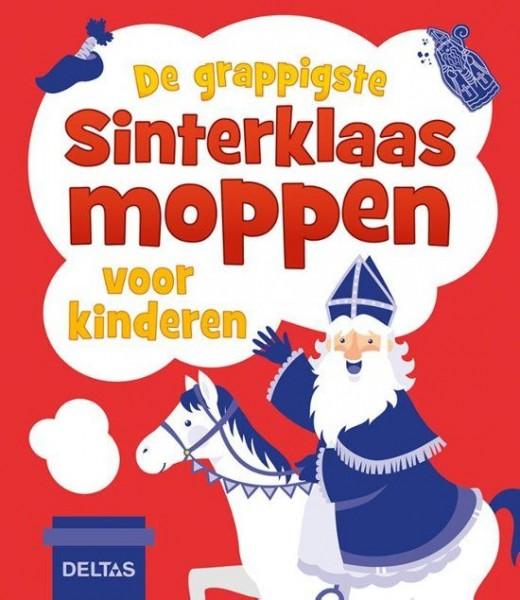 Boek De Grappigste Sinterklaasmoppen Voor Kinderen