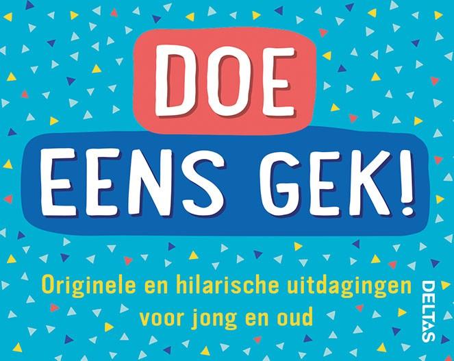 Boek Doe Eens Gek!