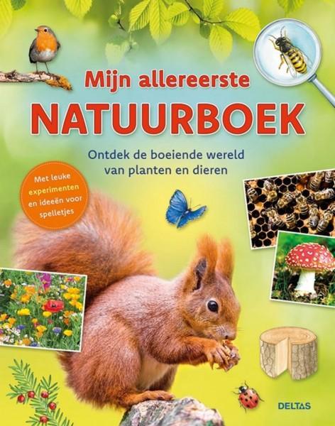 Boek Mijn Allereerste Natuurboek