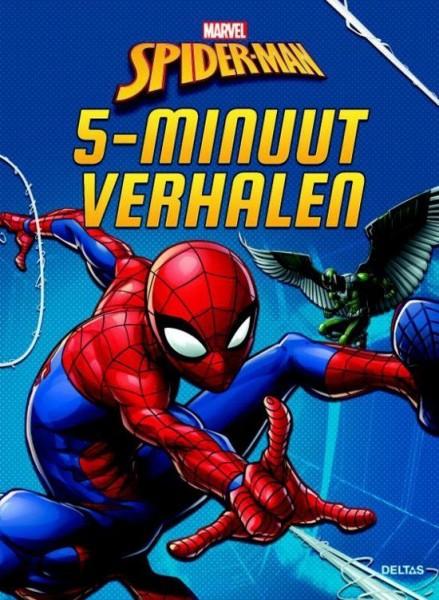 Marvel Spider-Man 5-Minuutverhalen