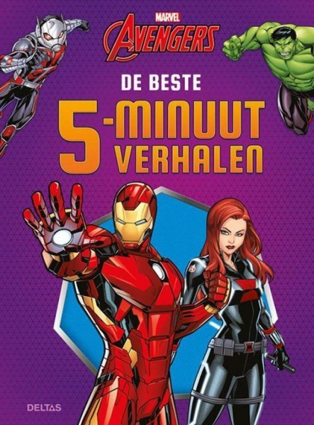 Boek Avengers De Beste 5-minuutverhalen