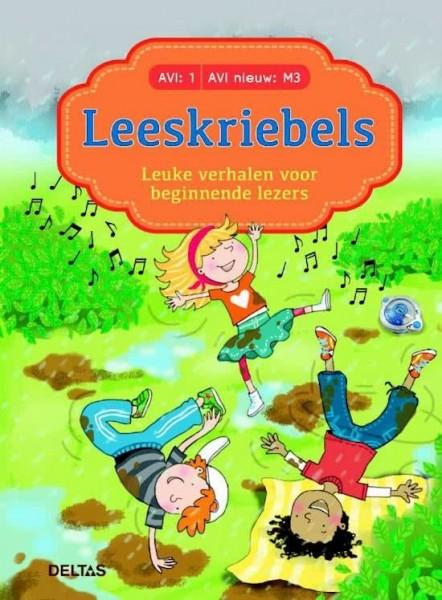 Leuke Verhalen Voor Beginnende Lezers - Leeskriebels M3