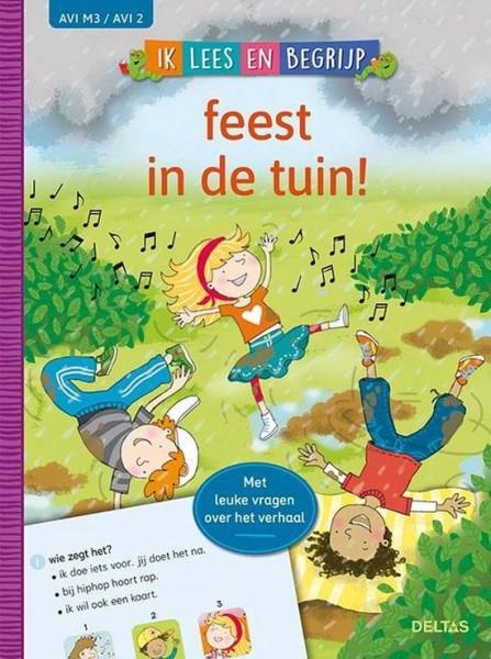 Boek Ik Lees En Begrijp - Feest In De Tuin!