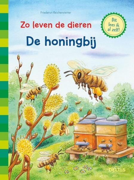 Boek Zo Leven de Dieren - De Honingbij