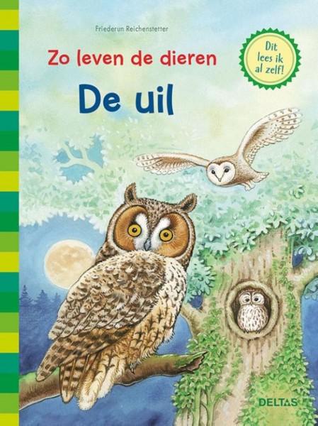Boek Zo Leven de Dieren - De Uil