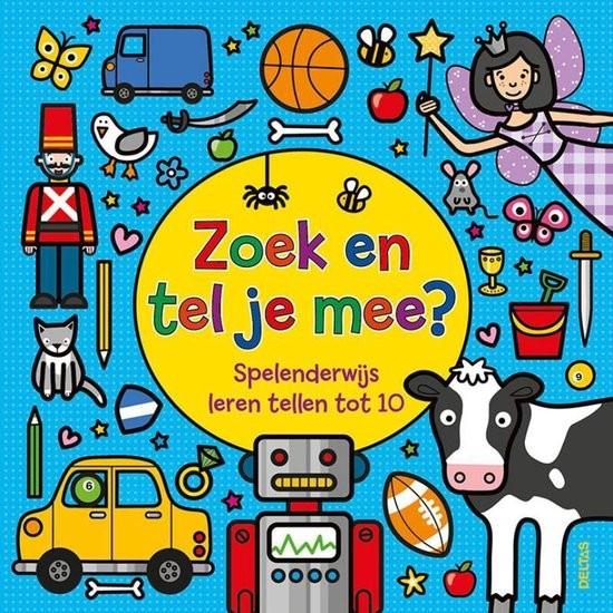 Boek Zoek En Tel Je Mee?