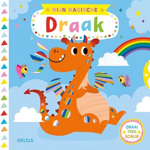 Kartonboekje Mijn Magische Draak