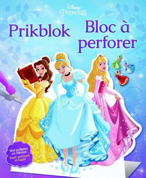 Disney Princess Prikblok