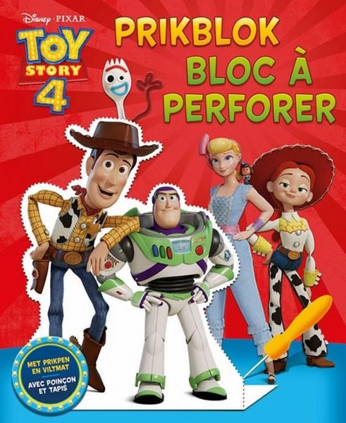 Disney Prikblok Toy Story 4