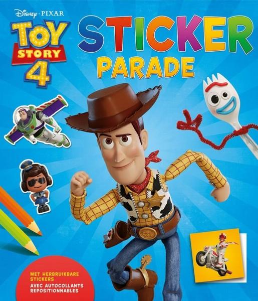 Disney Stickerparade Toy Story 4