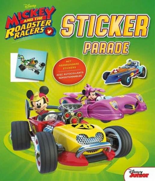 Disney Sticker Parade Mickey En De Roadster Racers