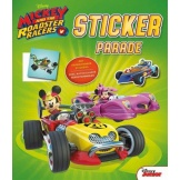 Disney Sticker Parade Mickey En De Roadster Racers