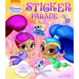 Shimmer & Shine Sticker Parade