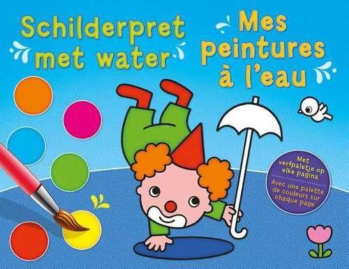 Schilderpret Met Water
