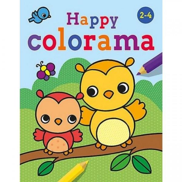 Kleurboek Happy Colorama