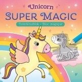 Unicorn Super Magic Toverkrasblok