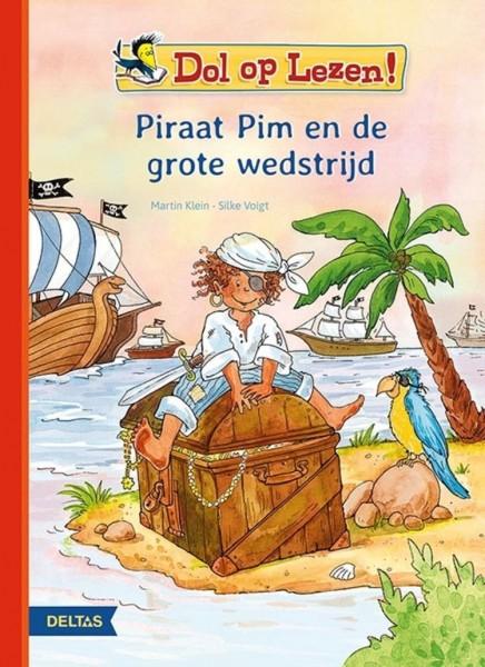 Boek Dol Op Lezen! Piraat Pim En De Grote Wedstrijd