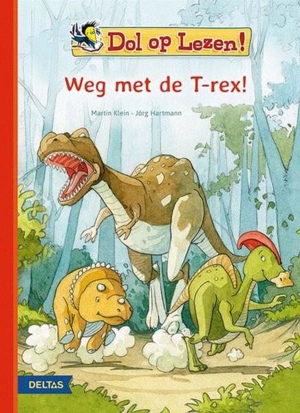 Boek Dol Op Lezen! Weg Met De T-Rex!