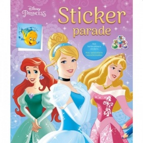 Disney Princess Sticker Parade