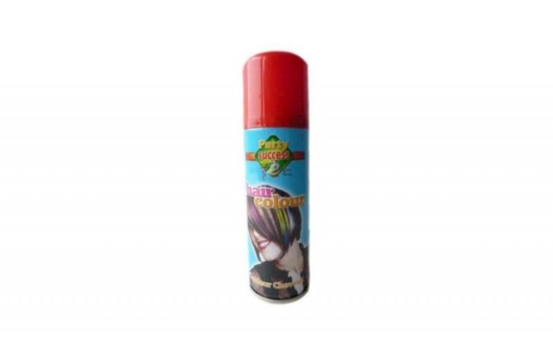 Haarspray 125ml Rood