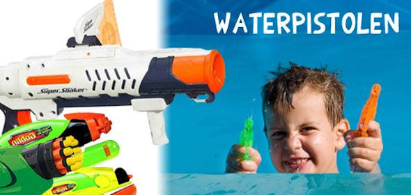 Waterpistolen